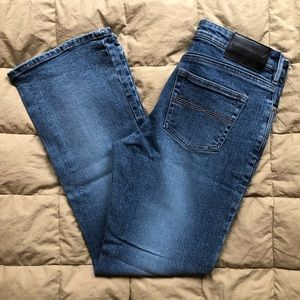 Express Stretch Fit & Flare Jeans 9/10S
